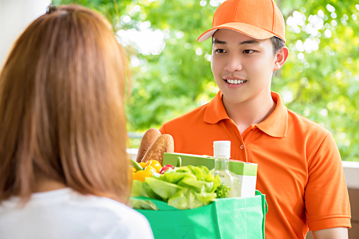 Four Odd-Ball Tips About Grocery Delivery